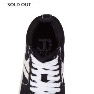 Jeffrey Campbell high top sneaker